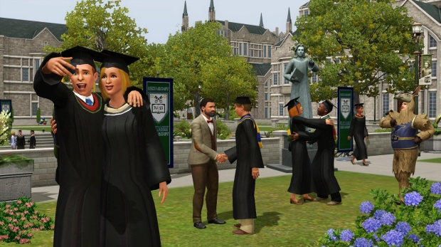 TS3_UniversityLife_Graduation_Day