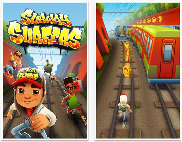 скачать игру subway surfers для компьютера