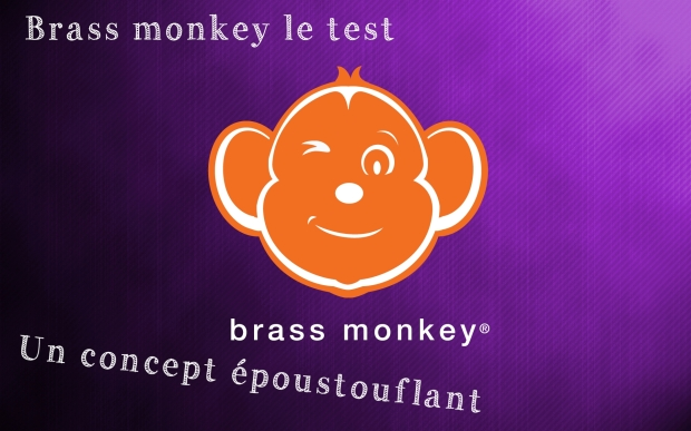 brass monkey banière