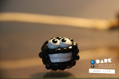 L'araignée souriante