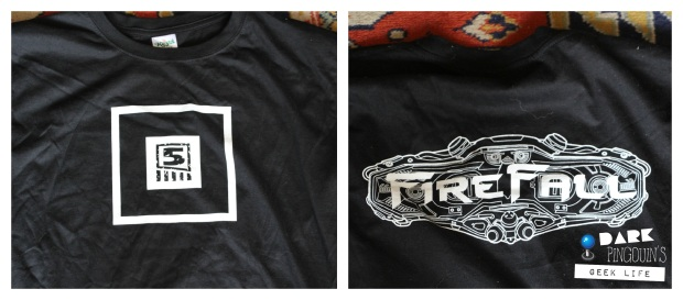 t-shirt firall