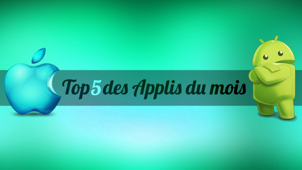 Top Applications du mois